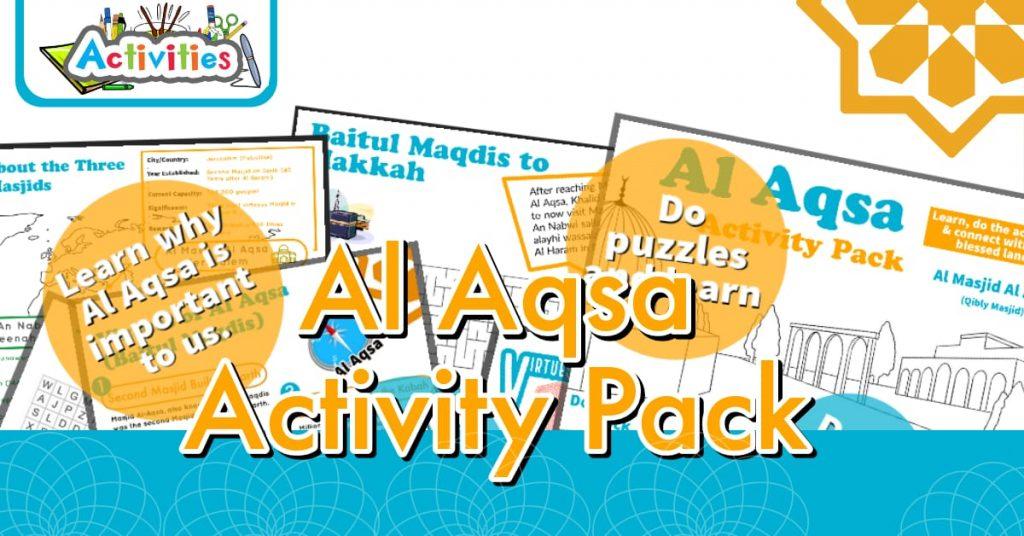 Al Aqsa Activity Pack