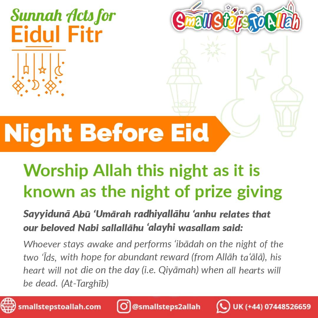 Night before eid