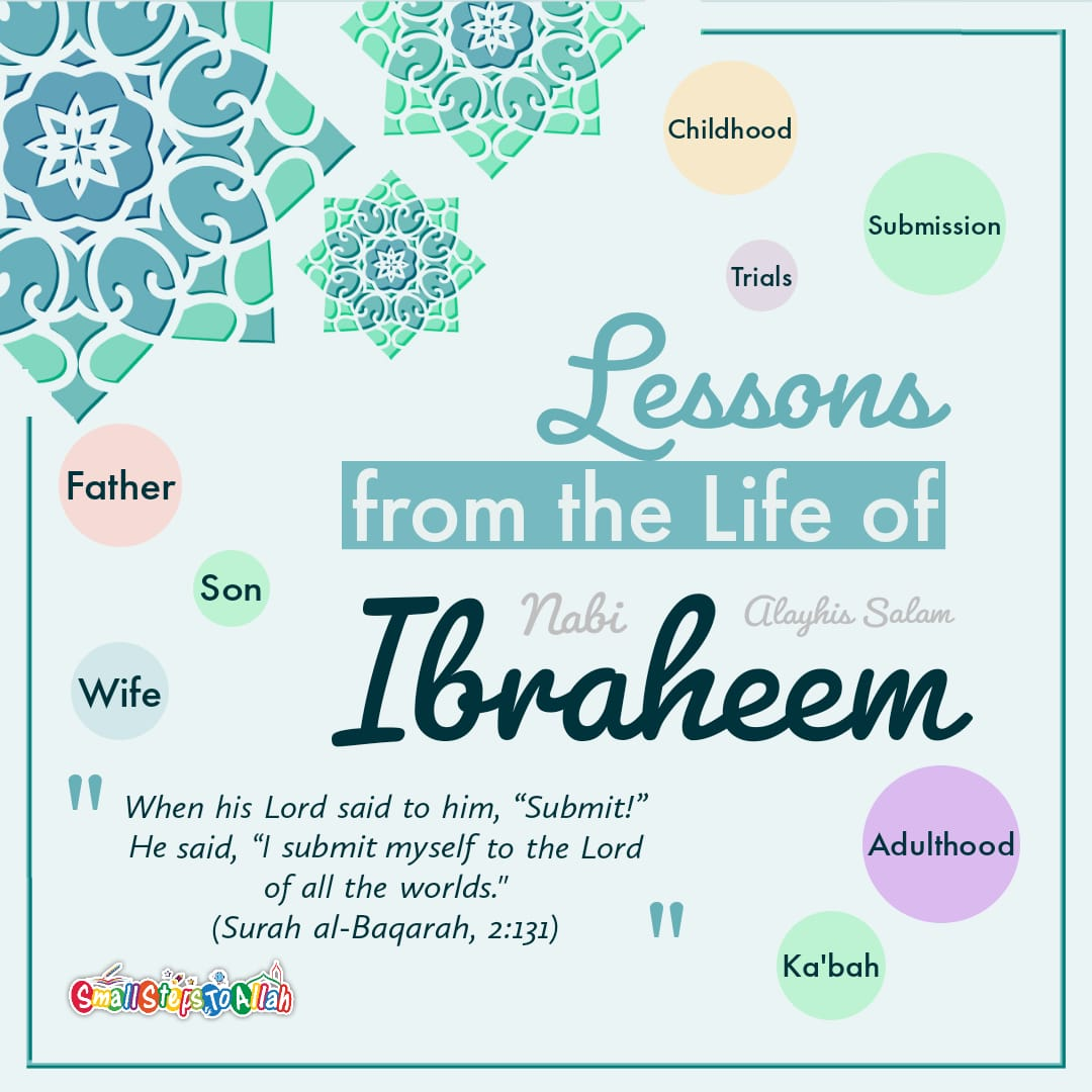Lessons from the life of Ibraheem alayhis salam